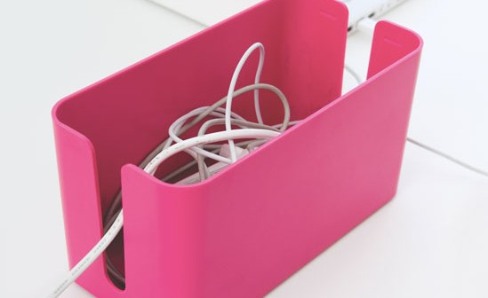 desk tidy with clock. your work desk tidy,