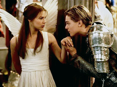 leonardo dicaprio romeo and juliet hair. Playing the perfect Romeo When