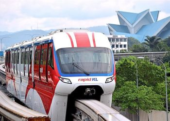 Photo: Rapid KL Monorail
