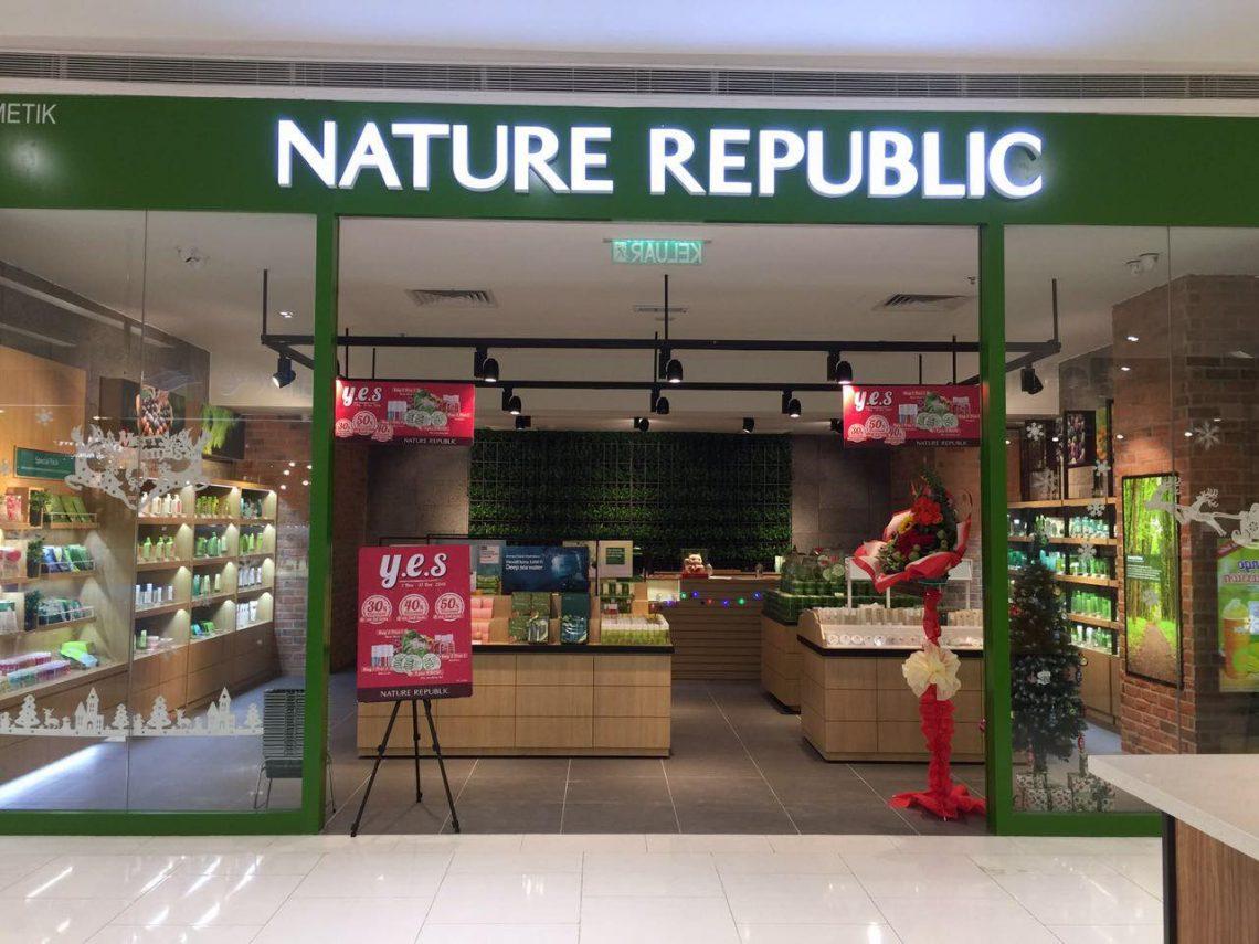 Photo: Nature Republic Facebook Page