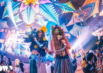 The Neon Jungle/Psychedelic Stage