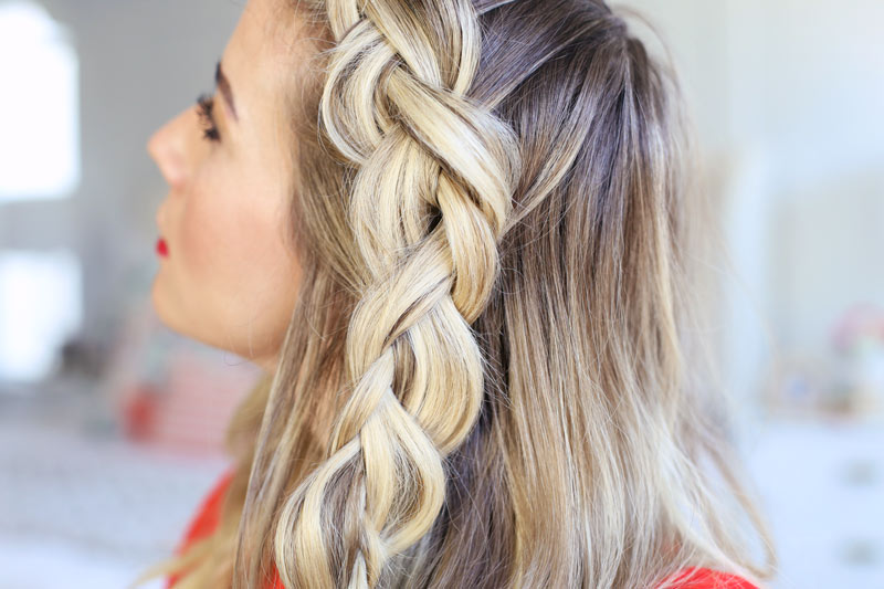 6 Hairstyles To Hide Your Greasy Hair When You Can't Be ...