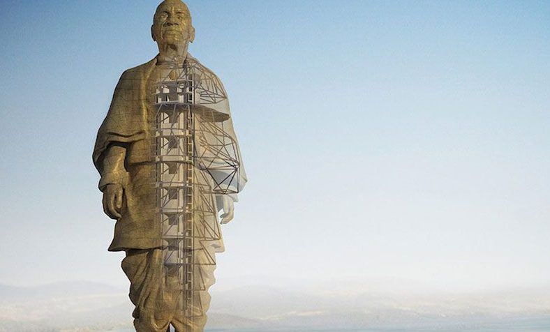 India Just Unveiled The Tallest Statue In The World Amp It